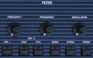 OB-Xa Detail Filter