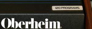 Oberheim OB-Xa 120 Speicher